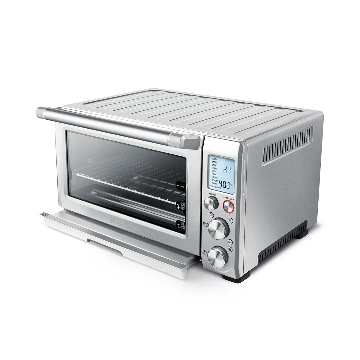 Breville Smart Oven Pro Toaster Oven BOV845BSS