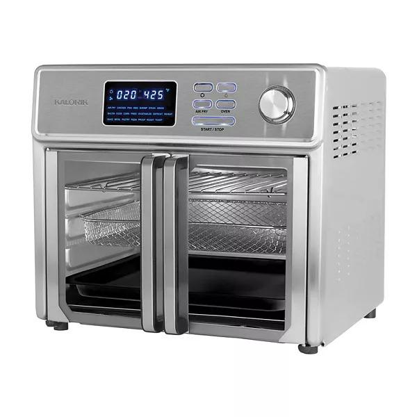 Kalorik MAXX 26-qt. Digital Air Fryer Toaster Oven AFO 46045 SS