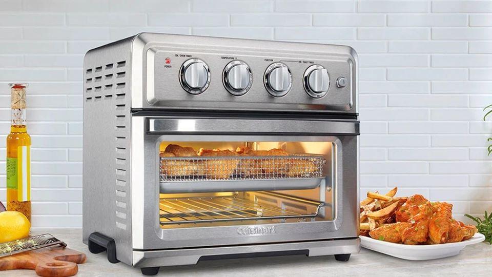 Cuisinart TOA-60 AirFryer Toaster Oven