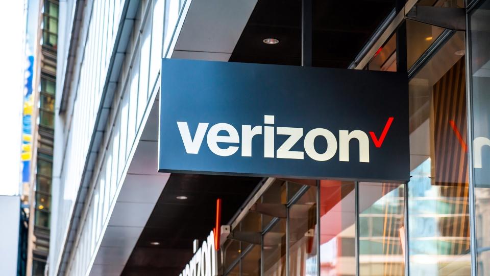 Verizon Network Carrier