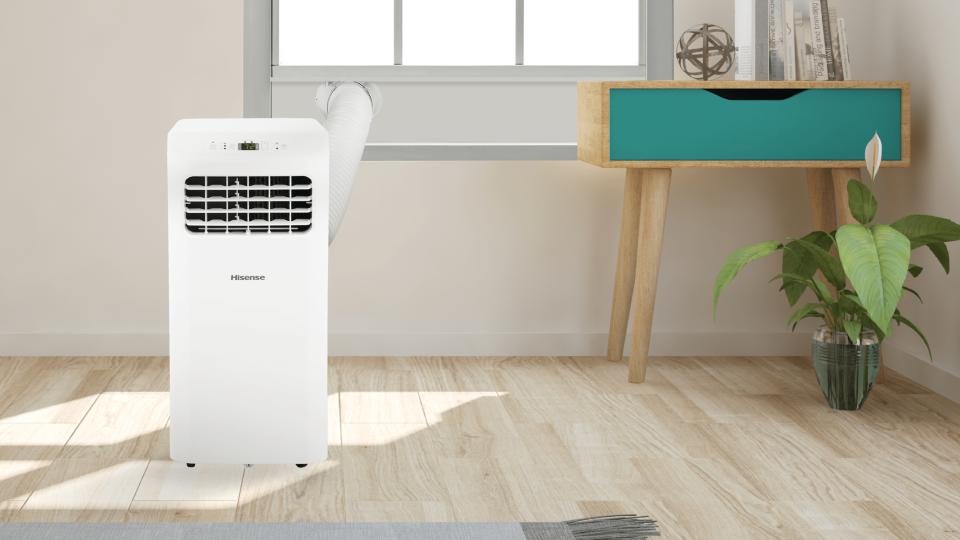 Hisense AP0819CR1 Portable Air Conditioner