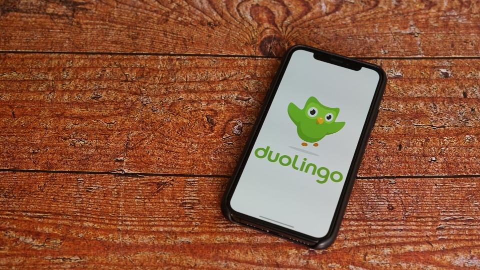Duolingo Language Learning App