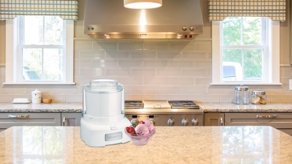 Cuisinart Frozen Yogurt – Ice Cream & Sorbet Maker Ice-21P1