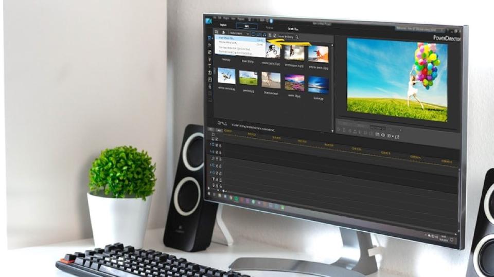 Cyberlink Powerdirector 365 Video Editor
