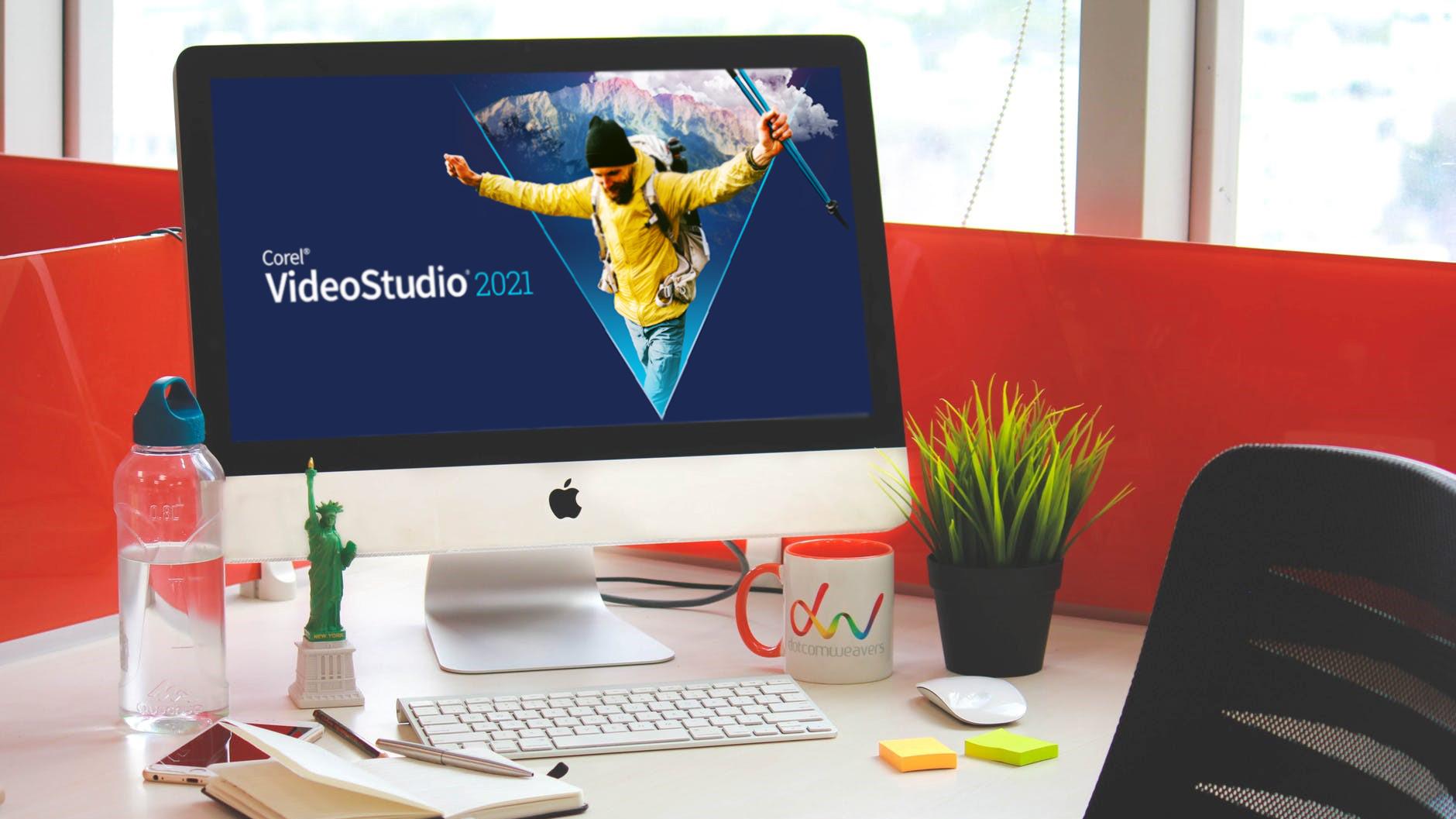 Corel VideoStudio Ultimate 2021 Video Editor