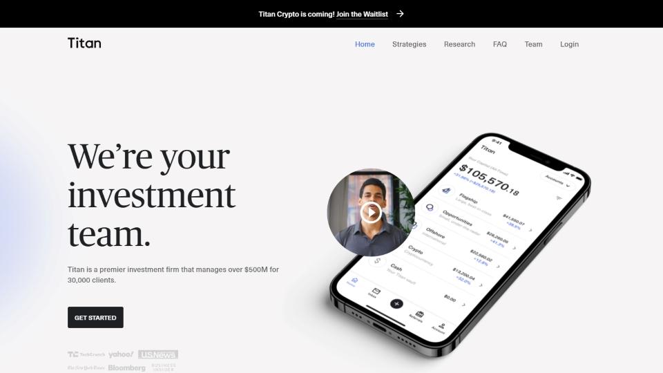 Titan Investment Advisor