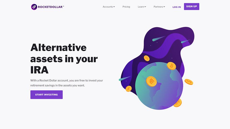 Rocket Dollar Investment Advisor