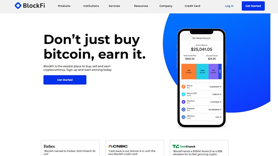BlockFi Investment Advisor