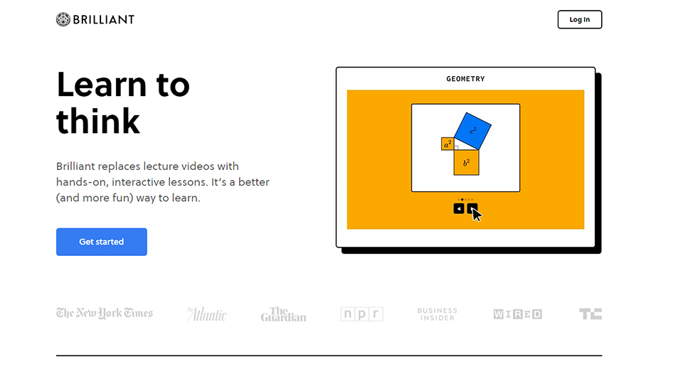 Brilliant Online Courses