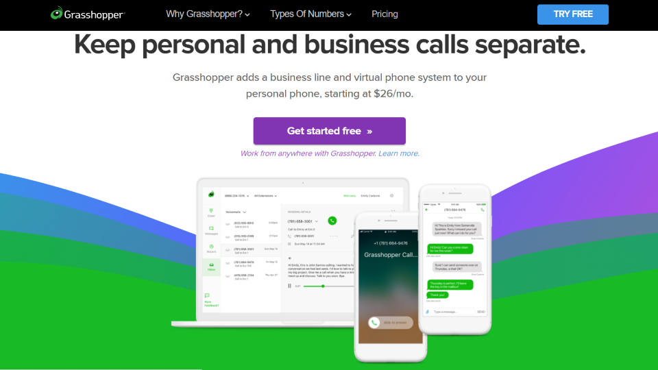 Grasshopper Business Solutions