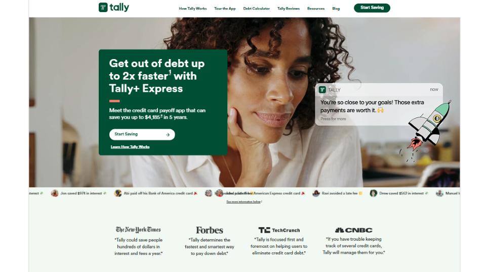 Tally Loan Service