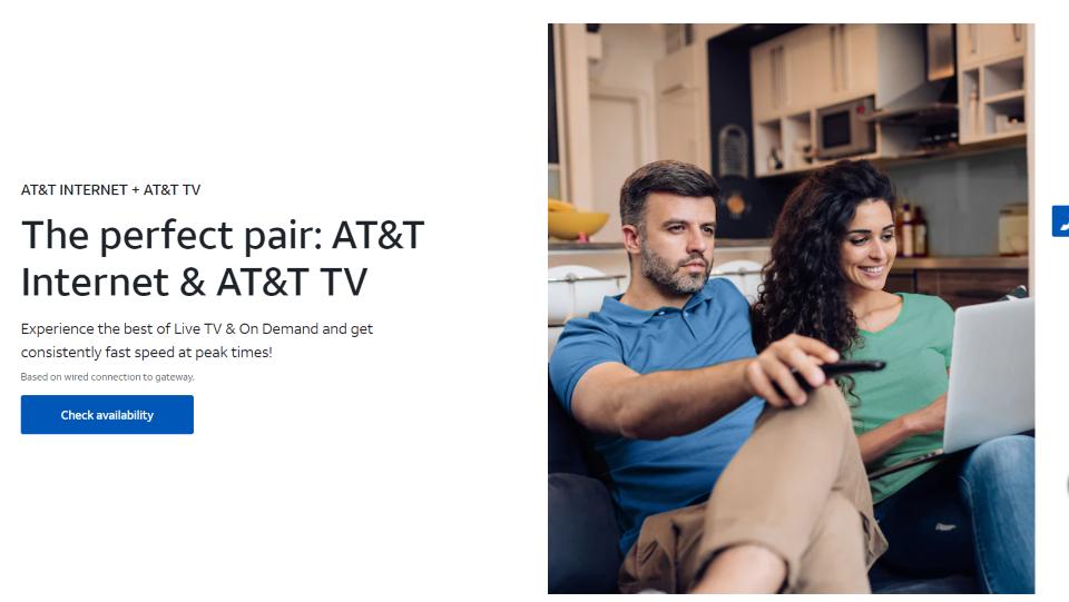 AT&T Fiber - Internet 300