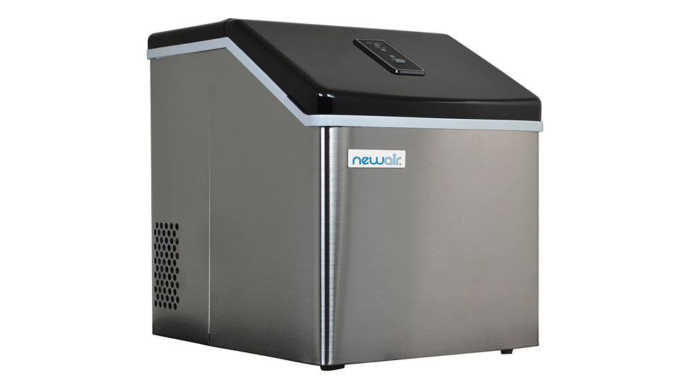 Newair Countertop Clear Ice Maker 40 lbs Clearice40
