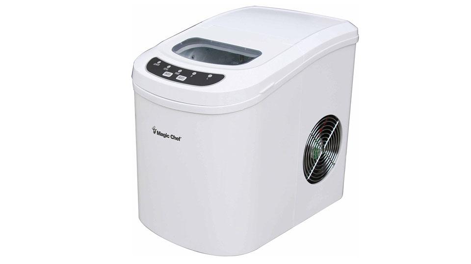 Magic Chef 27-Lb. Portable Ice Maker MCIM22W