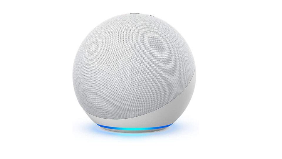 Amazon Echo (4th Gen) | With Premium Sound, Smart Home Hub, And Alexa