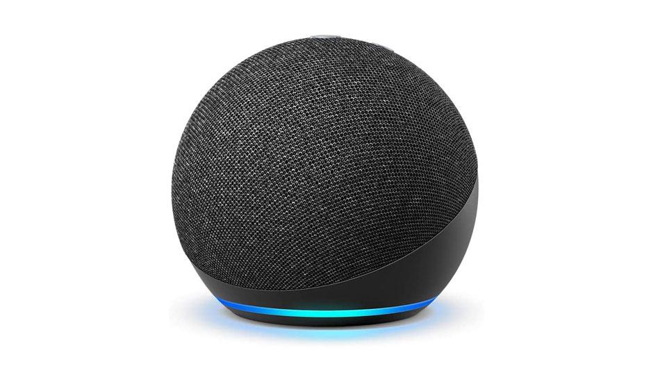Amazon Echo Dot (4th Gen, 2020 release) | Smart Speaker With Alexa