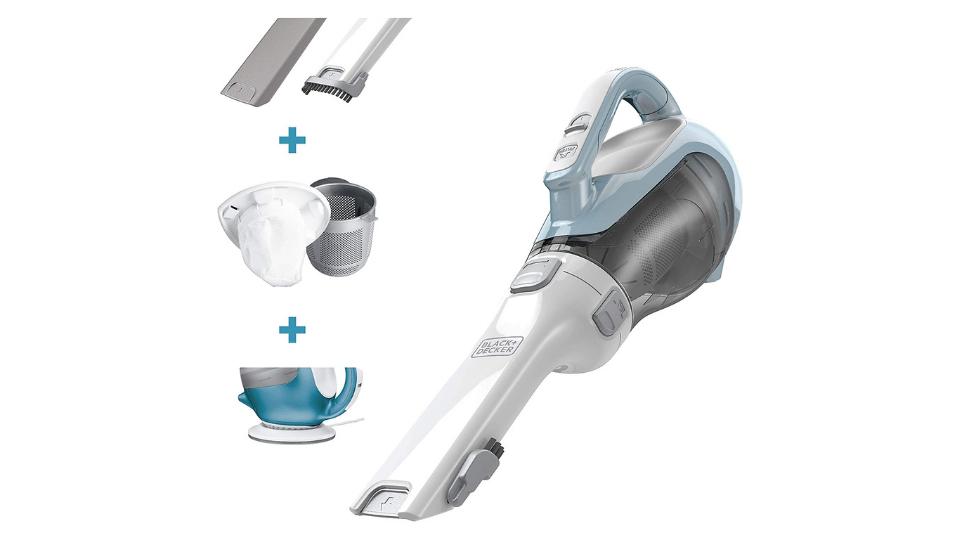 Black And Decker Dustbuster® Cordless Handheld Vacuum CHV1410L