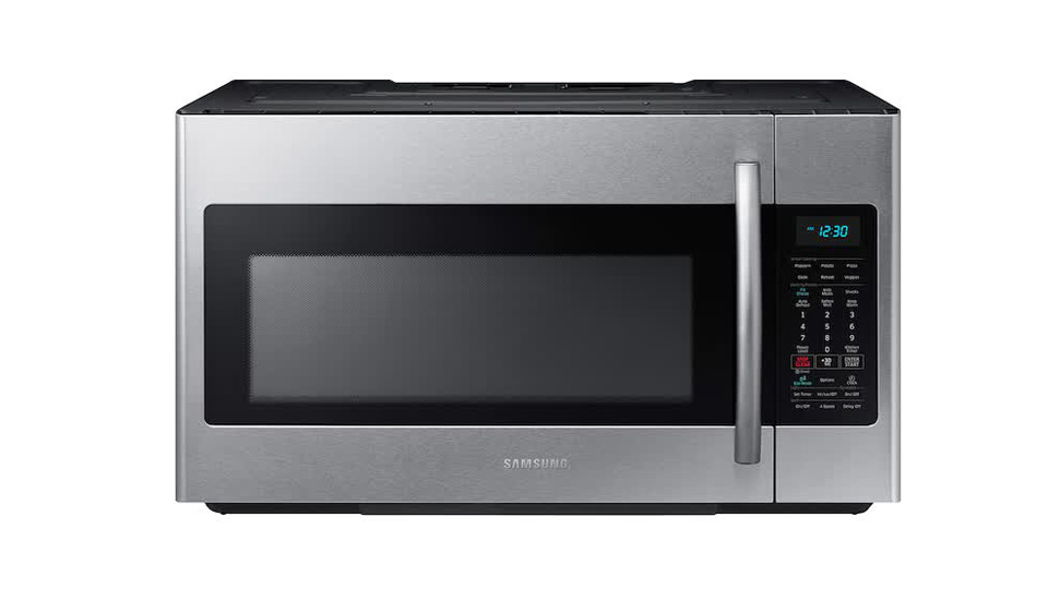 Samsung 1.8 cu. ft. Over-the-Range Microwave ME18H704SFS