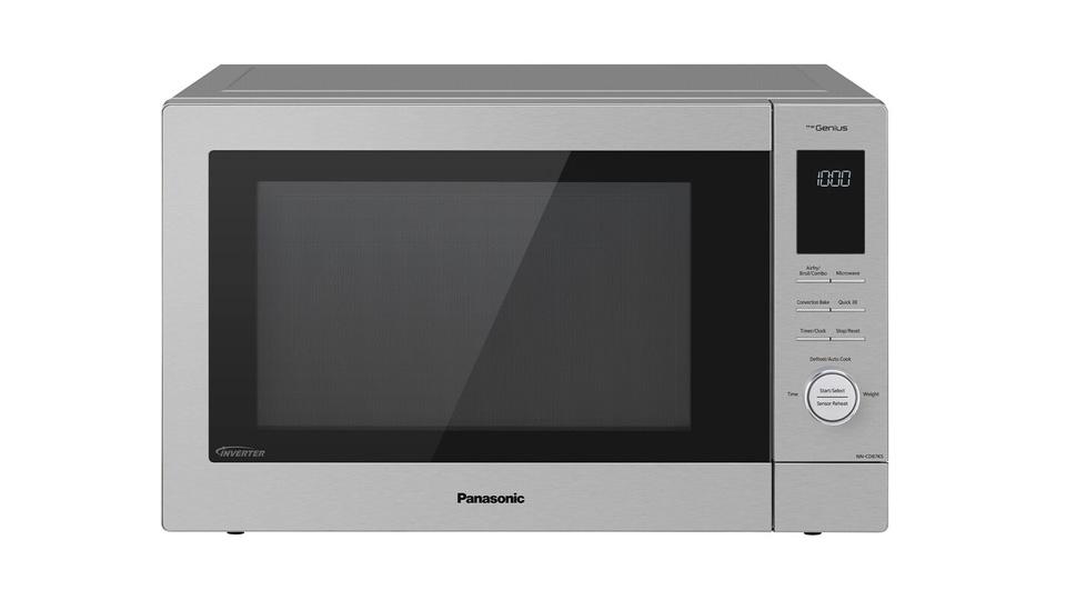 Panasonic HomeChef 4-in-1 Multi-Oven Inverter Microwave NN-CD87KS