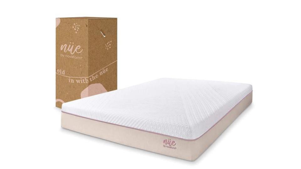 Novaform Premium Cooling 10-Inch Gel Memory Foam Mattress