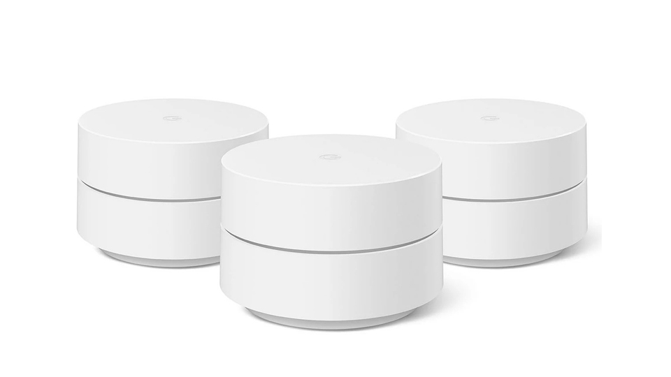 Google Whole-Home WiFi System 3-Pack